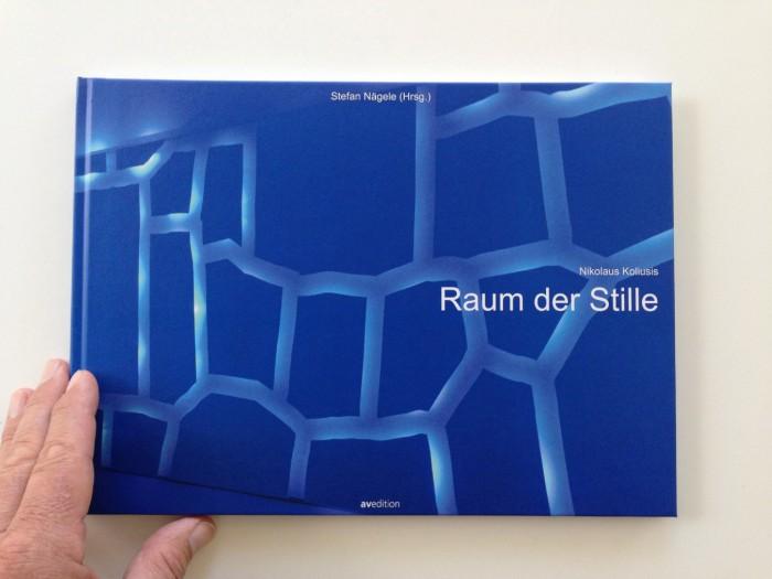 Das Buch zum Projekt RAUM DER STILLE
